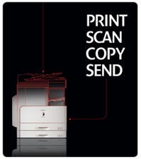 Print, Scan, Copy, Send